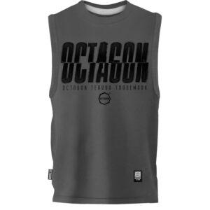 Gilet Octagon (T)Error graphite
