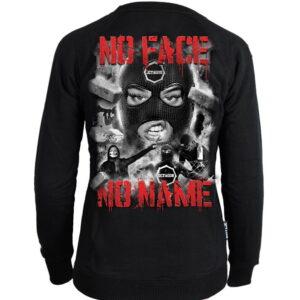 Womens Sweatshirt Octagon No Face No Name