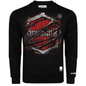 Sweatshirt Octagon I Will Show You Hardcore