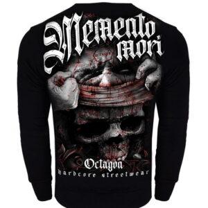 Sweatshirt Octagon Memento Mori