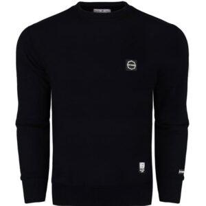 Sweatshirt Octagon Small Logo black