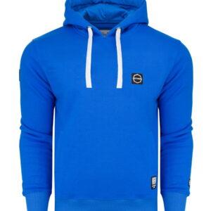 Sweatshirt Octagon Small Logo blue Hoodie