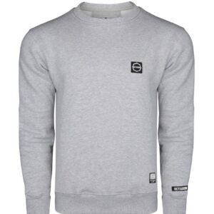 Sweatshirt Octagon Small Logo Grey