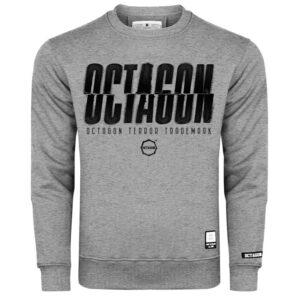 Sweatshirt Octagon (T)Error Grey