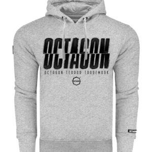 Sweatshirt Octagon (T)Error melange Hoodie