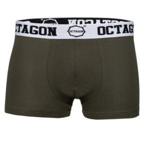 Boxers Octagon 3PACK khaki