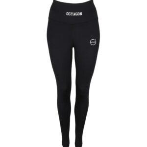 Womens Leggings Octagon Classic Black