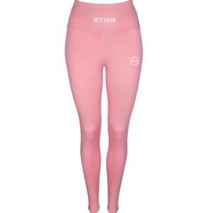 Womens Leggings Octagon Classic Pink