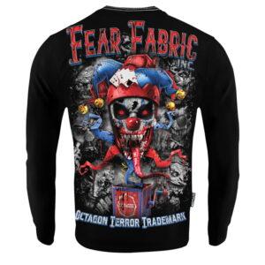 'Men''s Long Sleeve Octagon Fear Fabric'
