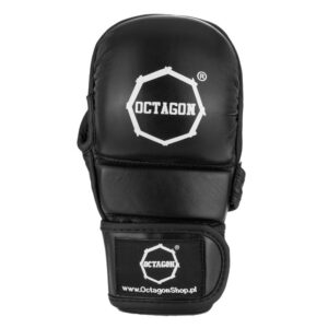Professional MMA Sparring Gloves Octagon Leather JOA