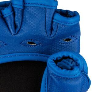 MMA Gloves Octagon KEVLAR blue