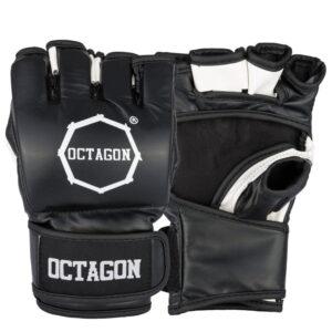 MMA Gloves Octagon model REN BLACK