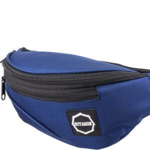 Hip Bag Octagon Logo Guma NAVY BLUE