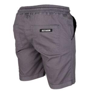 Shorts Octagon Regular Grey