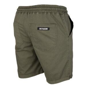 Shorts Octagon Regular Khaki