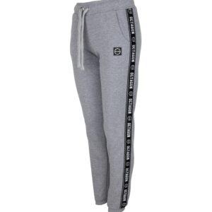 "Womens Trousers Octagon ""STRIPE"" Grey"