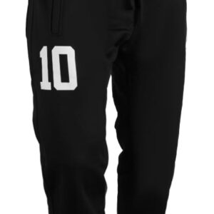 """Trousers Octagon """"10"""" black"""