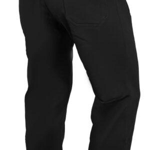 Trousers Octagon Big Logo Caption black