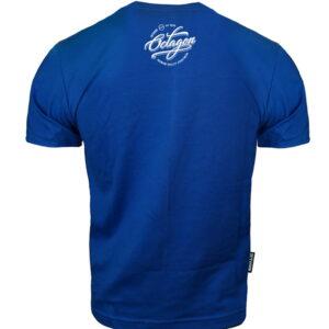 T-shirt Octagon Elite blue