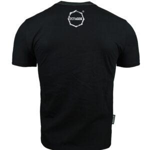 T-shirt Octagon Logo Smash black