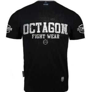 T-shirt Octagon Fight Wear II black