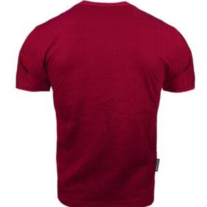 T-shirt Octagon FW burgund