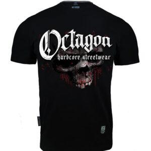 T-shirt Octagon Memento Mori