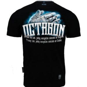 T-shirt Octagon Módl się tak