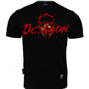 T-shirt Octagon No Mercy