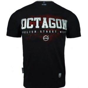 T-shirt Octagon Polish Street Wear