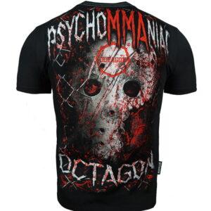 T-shirt Octagon PsychoMMAniak