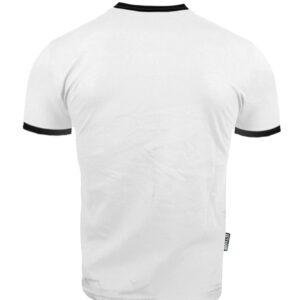T-shirt Octagon Small Logo Caption white