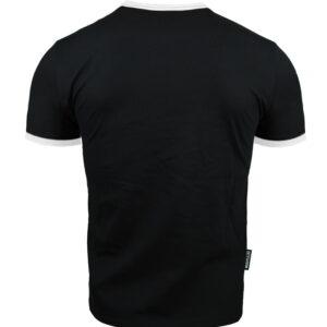 T-shirt Octagon Small Logo Caption black