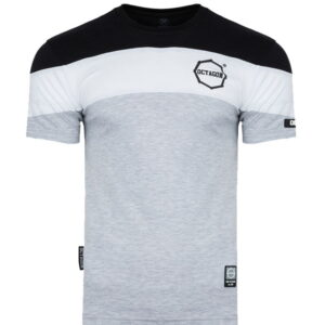 T-shirt Octagon trójkolorowy Tyle Szans Ile Odwagi