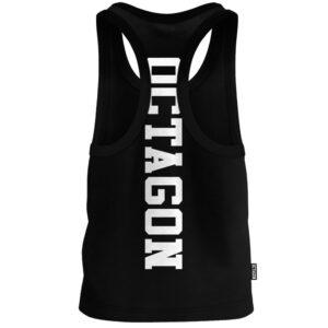 Tank Top Octagon Fight Wear black