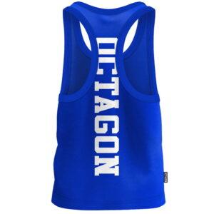 Tank Top Octagon Fight Wear blue
