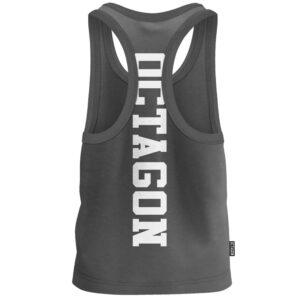 Tank Top Octagon Fight Wear graphite