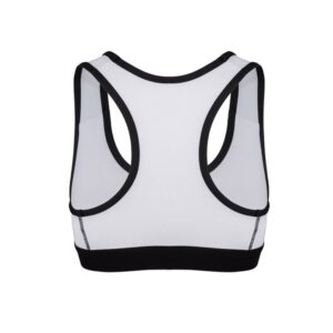 Womens Top Octagon Classic White
