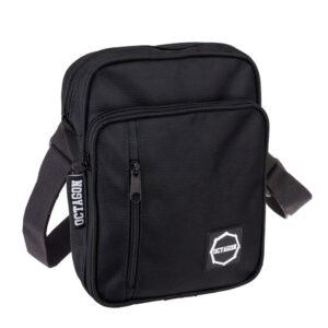 'Men''s Bag Octagon Logo Black'